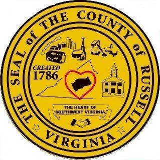 Seal for Russell County Virginia (319x320)